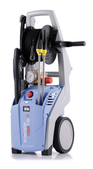 Hogedrukreiniger Kränzle koudwater K1152 TST